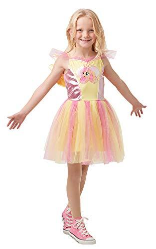 Rubie's Offizielles Fluttershy My Little Pony Kostüm für Mädchen