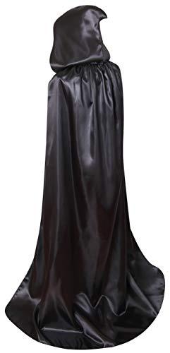 - Satin Vampir Cape Kostüme