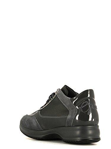 GRACE SHOES , Chaussures de ville à lacets pour femme Marron - Nocciola