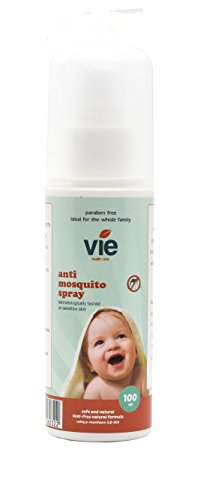 Vie Spray-On Anti Mosquito 100ml...