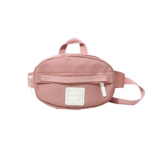 b8735d466 chenpaif Laser Waist Bag for Children Baby Girl Letter Funny Pack Mini Kids  Girl Shoulder Bags