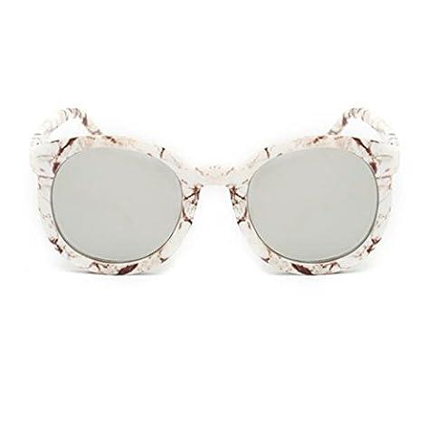 Wmshpeds Paket Blumen Pfeil Sonnenbrille, Farbe film Sonnenbrille, koreanischen Damen Sonnenbrillen