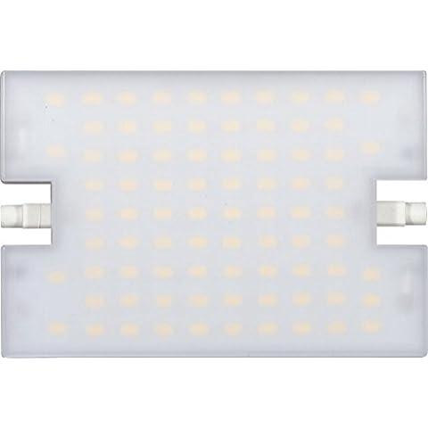 LINEAL 20W R7S 118MM 220V 120º LED de Beneito Faure - Blanco cálido, R7S, 20W, 118MM.