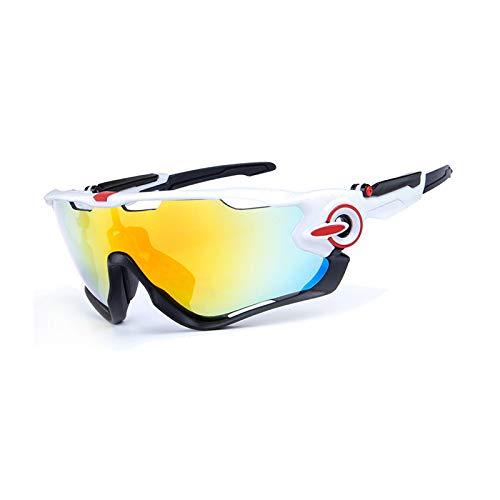 Blisfille Sportbrille Herren Fahrradbrillen Fahrradreitbrillen Im Freiensport Fahrradsonnenbrillen Style A Damen Herren