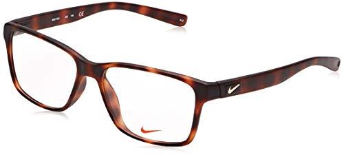 Nike Herren 7091 Int 200-54-16-140 Brillengestelle, Braun, 54
