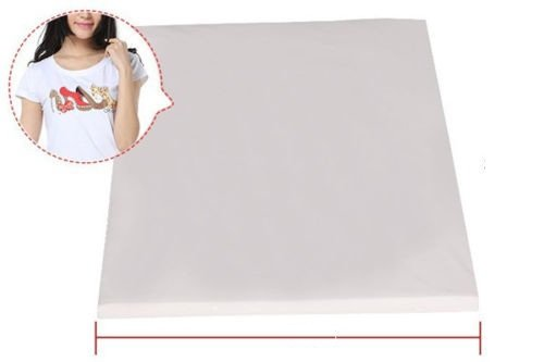 Interesting® A3 Inkjet Eisen auf Transfers Papier, T-Shirt Transfers - Dunkles Gewebe x 5 Blatt -
