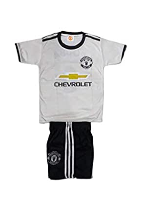 Buy Sportyway Manchester United Football Jersey Set For Kids 2020 At Amazon In