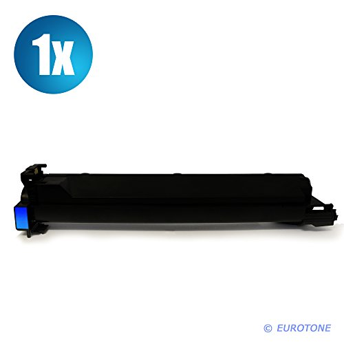 Eurotone Kompatibler Toner Cyan XXL für Konica Minolta Bizhub C203 C200 C253 C353 Kopierer - ersetzt TN-213 A0D7452 (Konica Minolta C200)