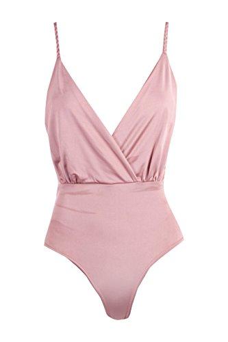 Dusky Pink Femmes Jessie Body Corde Dusky Pink