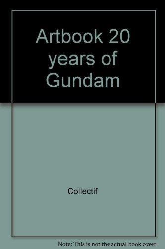 Artbook 20 years of Gundam
