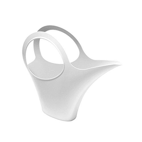 Koziol Camilla Gießkanne klein 0,2l-Solid Weiß Camilla Form