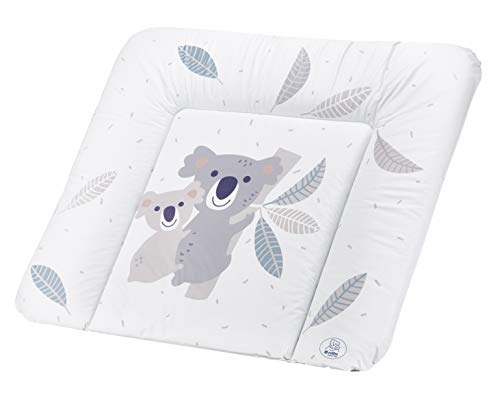 Rotho Babydesign Wickelauflage 20062 0001 CQ, ab 0 Monate, Niedliches Koala-Motiv, Bella Bambina