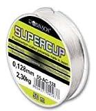 SUPERCUP Fluorocarbon Schnur >0,218mm - 6,38kg