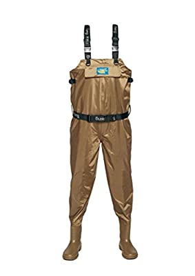 Breathable Fly Fishing Waders Crosswater Chest Waders Fishing Wears with Boot for Men from Tung Hsing Lon