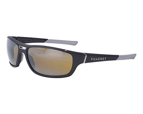 Vuarnet Sonnenbrillen (VL-1918 0002-7184) schwarz matt - braunfarben - verspiegelt