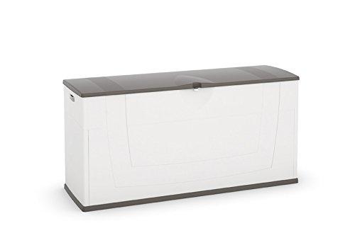 ABM 4624000 Contenitore Karisma Bianco KIS, Grigio, 119x40x58 cm
