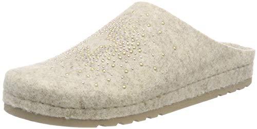 Rohde Damen Riesa Pantoffeln, Beige (Silk 13), 39 EU