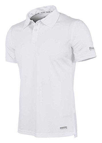 Reece Hockey Darwin ClimaTec Polo Unisex - White, Größe Reece:164