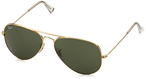Sonnenbrillen Ray-Ban Aviator RB3025 L0205 / 58 LARGE METAL