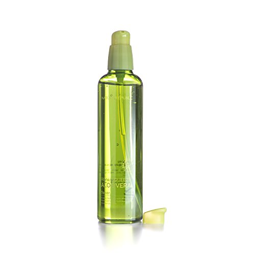 Nature Republic Real Squeeze Aloe Vera Toner, 150 Gram (Skinfood Bb Cream)