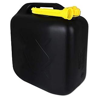 TW24 Dunlop Benzinkanister 10L Kraftstoffkanister Wasserkanister Campingkanister