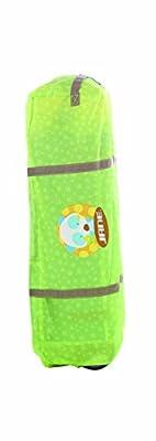 Jane - Cuna 2 niveles con peluches jané duo level toys azul/pistacho