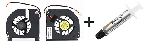 Acer Aspire 5930 5930 G Cooling Fan + Silber Wärmeleitpaste DFS551305MC0T B27 (Laptop Acer 5520 Aspire)