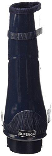 Superga 791-rbrw, Bottes, Femme 940 Bleu