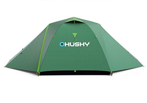 Husky Outdoor Zelt Burton green (2-3 Personen) - 9