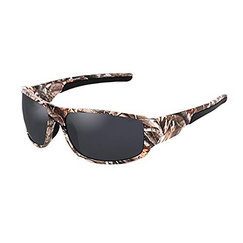 Das Fahren von Sonnenbrillen, polarisierte Gläser Sportbrillen Angeln Golf-Brille Angler Anti-Ultraviolett reduziert visuelle Ermüdung TAC-Objektive UV400,C