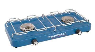 Preisvergleich Produktbild Campingaz Kocher Base Camp, 2 flammig
