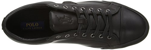 Polo Ralph Lauren Geffrey-sk Fashion Sneaker Black