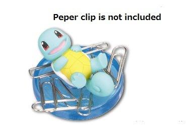 Preisvergleich Produktbild Pokemon X.Y&Z Desk Accessories Mini Figure~Schiggy Carapuce Clip Tray