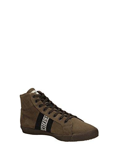 Chaussures pt2568 Bikkembergs Uomo tourterelle Beige - Beige