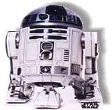 Pappaufsteller R2-D2 - Star Wars Standup Figur Kinoaufsteller Pappfigur Cardboard Lebensgroß Life-Size Standup