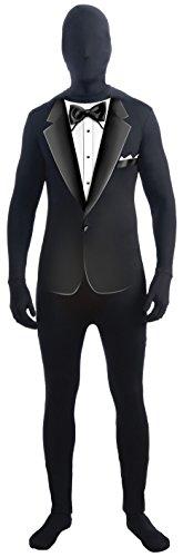 Kostüm Suit Skin Tuxedo - Forum Novelties, Inc Formal Tuxedo Skin Suit Standard