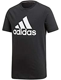 buy online 0426f 552b7 T-Shirts Adidas Club 3 Stripes Tee Boys FS18 CV5892
