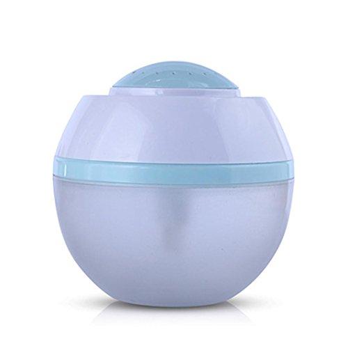STRIR 500ml Humidificador Aromaterapia Ultrasónico, Difusor de Aceites Esenciales, 7-Color LED,Seguro y Elegante, purificar el aire y mejorara el aire seco