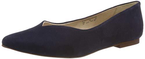 bugatti Damen 411711613400 Slipper, Blau (Dark Blue 4100), 38 EU