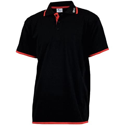 KS Tools 985.0144 - Polo-camisa, negro, XL