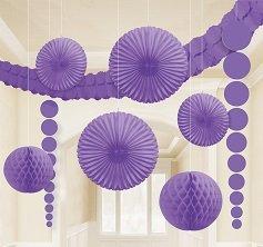 designware Papier Dekorieren Kits violett
