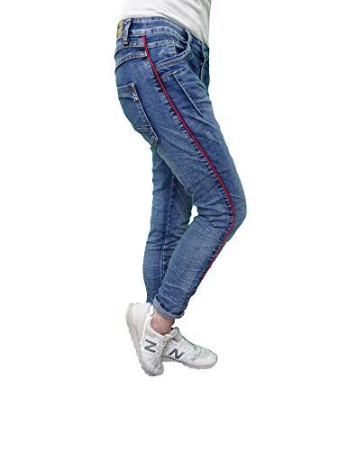 48c3c1a897325 Karostar by Lexxury - Jeans - Boyfriend - Donna Vintage Denim 54
