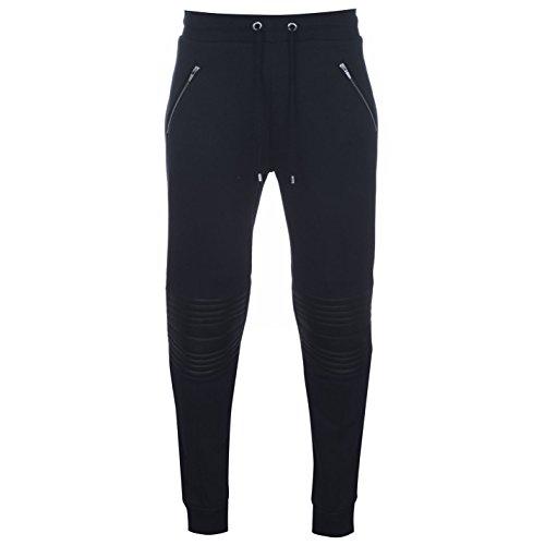 Fabric Uomo Pannello Pantaloni da Jogging Azzurro