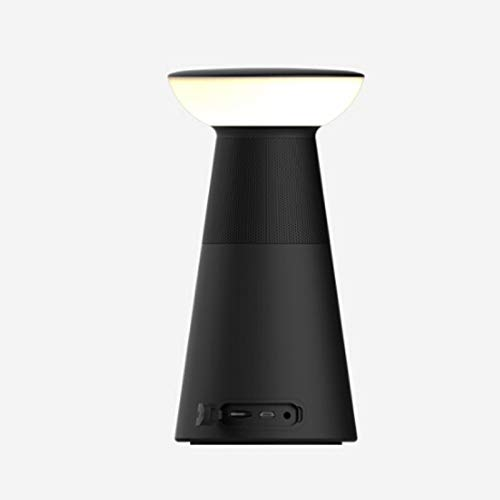 qiyanI5 Creative Bluetooth Speaker Gift Lámpara de Mesa Audio Radio Bar Light...