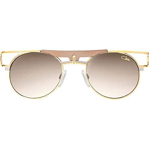 Cazal Sunglasses 003 BICOLOR NUDE BROWN GRADIENT LENSES