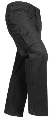 blakläder 140013709900C146profilo pantaloni nero 98 cm