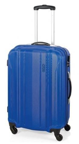 Maleta de Cabina Modelo Posh - Azul