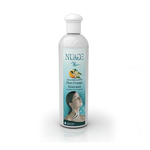 Camylle - Nuage - Emultion d'huiles essentielles pour diffuseur à ultrason - Fleur d'Oranger - Déstressant - 250ml