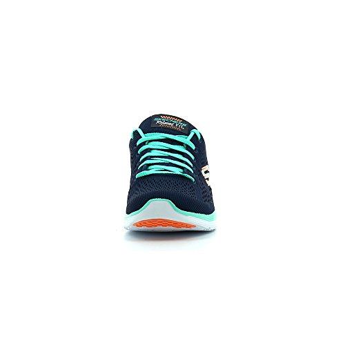 Skechers Valeris Damen Sneakers Marine