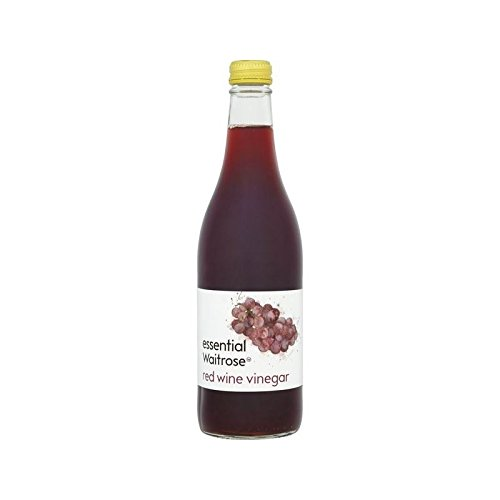 Vinaigre De Vin Rouge Waitrose Essentielle 500Ml
